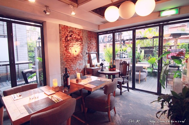 1 thevilla herbs restaurant+3