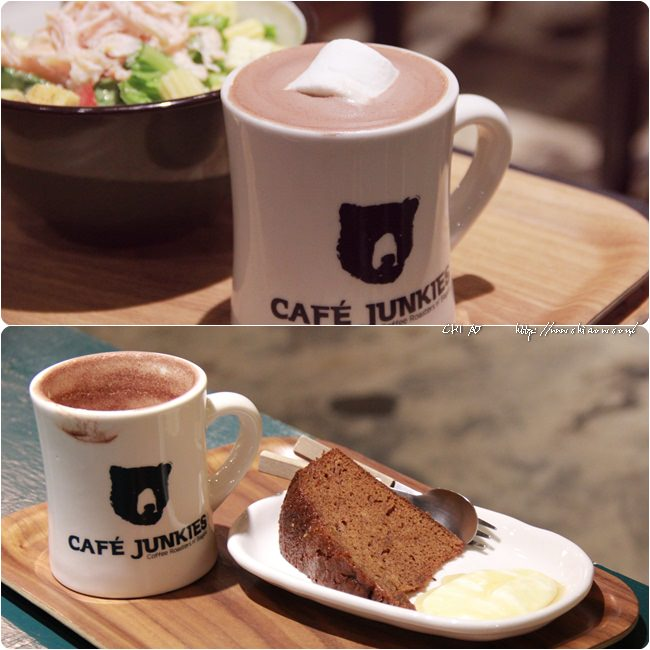 6 Cafe Junkies 小破爛咖啡+24