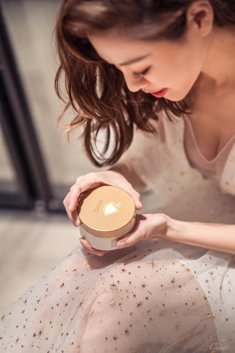 愛閃耀使用心得:卸妝同時按摩肌膚